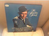 Frank Sinatra six vinyl LPS