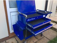 Blue point (snap-on) service trolley/tool storage