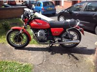 1982 Moto Guzzi V50 MK2 for sale