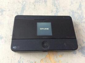 TP link portable 4g wifi