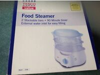 Food Steamer not used