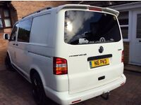 VW Campervan T130 T30 2.5 diesel low mileage 2008