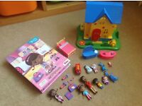Doc mcstuffins house and busy book