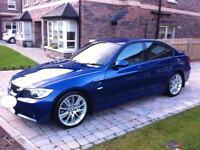 BMW 325i M Sport - 2.5 Litre Petrol (Fast Car)