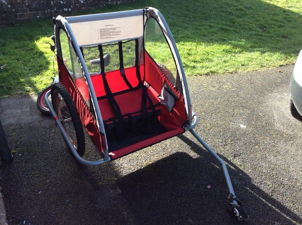 Double Seater Bike Trailer | in Winchester, Hampshire | Gumtree