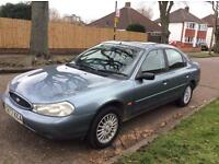 FORD MONDEO VERONA 11 MONTHS MOT NONE OWNER FOM NEW 12 MAIN DEALER STAMPS