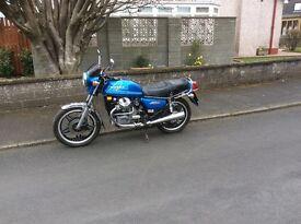 Classic 1980 CX500 for sale