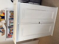 FREE Slim pine cupboard suit bathroom or small area