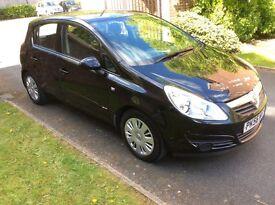 2006-2007 Vauxhall Corsa 1.2 Petrol Facelift 5drs Hatchback FullServiceHistory 1owner Mot 30-10-17