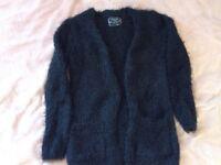 Black cosy sweater