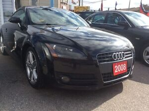 2008 Audi TT 4 CYLINDER 2.0 TURBO MUST SEE