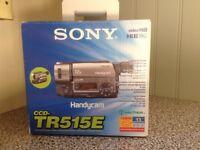 Sony Handycam plus accessories