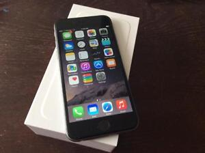 Apple iPhone 6 16gb grey Rogers/chaters in mint condition!