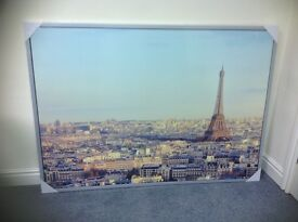 IKEA Vilshalt picture - Paris Skyline