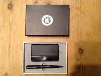 Chelsea FC Boxed Pen and Wallet