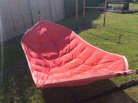 Luxury fatboy hammock