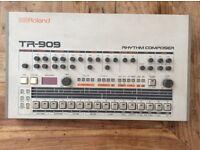 Vintage!Roland TR 909
