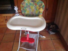 Grace high chair