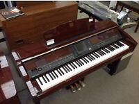 Pre Loved Yamaha Clavinova CVP405 Digital Piano Finance & Part Exchange
