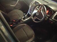 Vauxhall Astra 2014 model 5 doors hatchback
