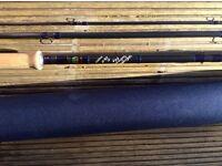 Daiwa whisker 15 ft salmon rod