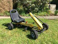 Kettler child's go kart / pedal cart.