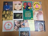 "Bundle of 49 7""single Vinyls"