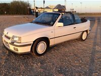 Astra GTE Convertible **Classic** 1993