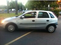 VAUXHALL CORSA 1.2 PETROL MANUAL - CHEAP ON INSURANCE & ECONOMICAL - ONLY 2 PREVIOUS OWNERS