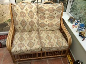 2 Seater conservatory seat