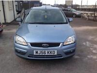 FOCUS GHIA AUTO - MOT 01/2018 - 64.000 MILES ONLY - RECENT SERVICE - ALL GHIA REFINEMENTS
