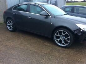 2009 VAUXHALL INSIGNIA 2.0 CDTI ** Lightly Damaged **
