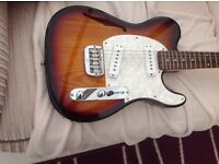 G And L Tribute series Asat Special Guitar.