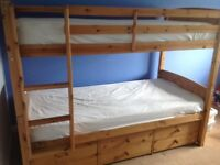Bunk beds in good condition for sale