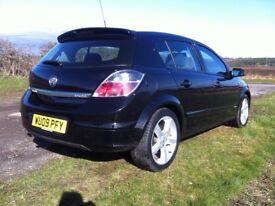 Vauxhall Astra 2009 CDTI 1.9 150BHP 99k mileage £2000