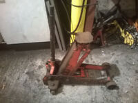 heavy duty 3 ton garage jack floor jack low entry