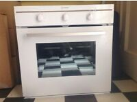 Indesit built in oven, as new