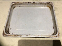Free - large roasting tin - big enough for a big turkey plus Yorkshire pudding trays