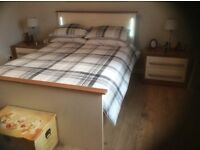 Matching bedroom furniture. Starplan .Excellent condition £390