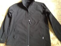 Full Zip up Mens Soft Shell Breathable & Waterproof Jacket
