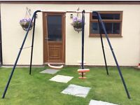 Used Glider Swing Set