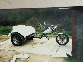 VW or other Trike body