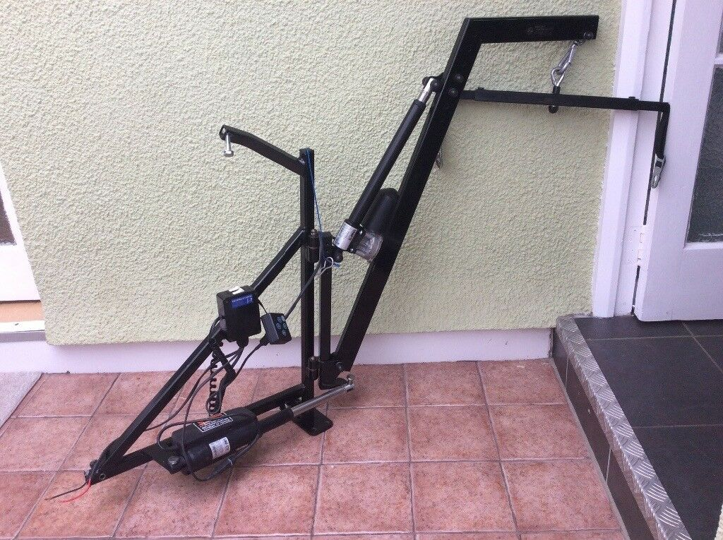 Wheelchair/Scooter Electric Hoist for Car/Van. 100kg BRIG-AYD
