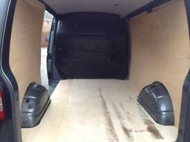 VW T5 ply panels