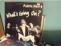 THE PUBLIC HEIRS - WHAT'S GOING ON ! 4 TRACK E.P.
