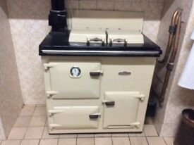 Oil Fired Rayburn Royal - 2 oven