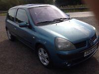 Renault Clio DYNAMIQUE 1.5 dci 2004