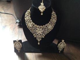 Brand New Jewellery Gold Set