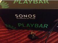 Sonos Playbar £400 Ono