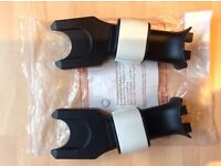Bugaboo and Maxi-Cosi car seat adaptor